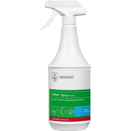 Velox spray 1L do mycia i dezynfekcji