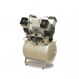 Kompresor EKOM DK50 4VR/50/M - bez skrzynki, z osuszaczem