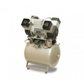 Kompresor Ekom DK50 4VR/50/M z osuszaczem
