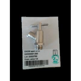 Zawór spustowy EKOM (kondensator)