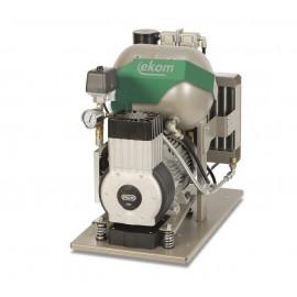 Kompresor stomatologiczny EKOM DK 50-10Z/M z osuszaczem
